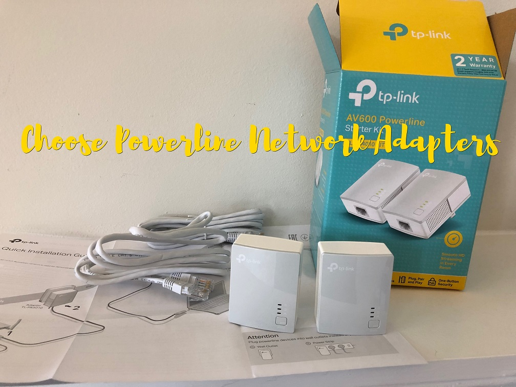 Powerline Network Adapters