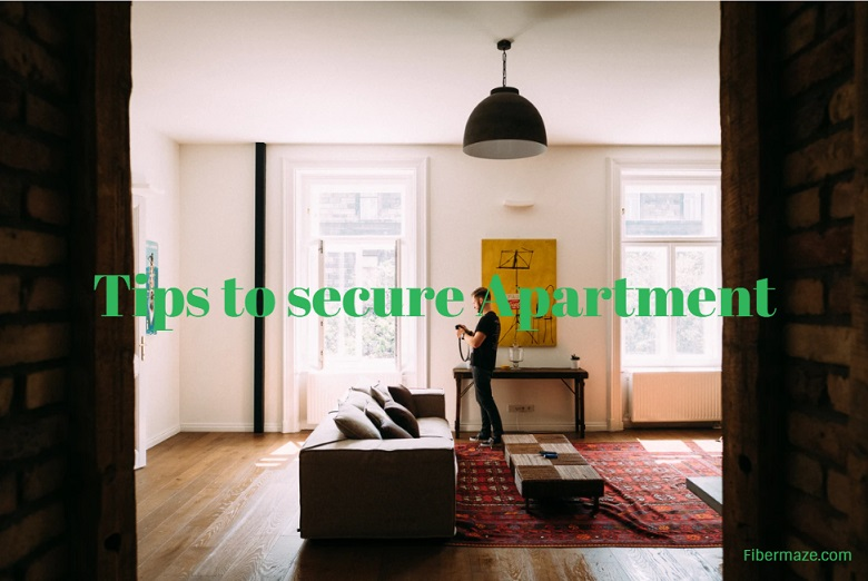 Tips to secure Apartments